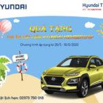 Chương trình tri ân khách hàng Hội viên Hyundai membership