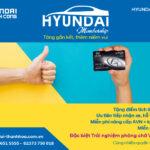 Chương trình khách hàng thân thiết – Hyundai Membership