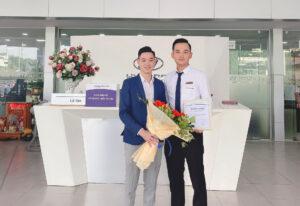 Giảng viên đào tạo xuất sắc nhất Qúy 3 – Hyundai Thành Công Việt Nam