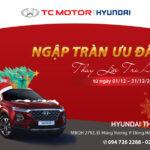 Chương trình khuyến mãi dịch vụ – Thay lời tri ân – Hyundai Thanh Hóa