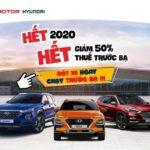 Hyundai Thanh Hóa – Ngày vàng khuyến mãi Tháng 11